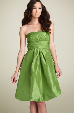 Donna Rico strapless dress