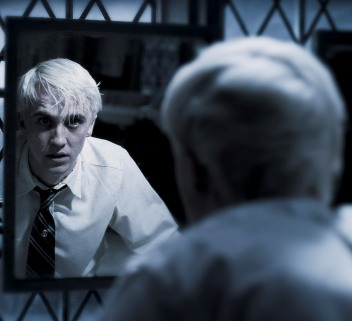 Will he do it? Draco questions the Dark Lord