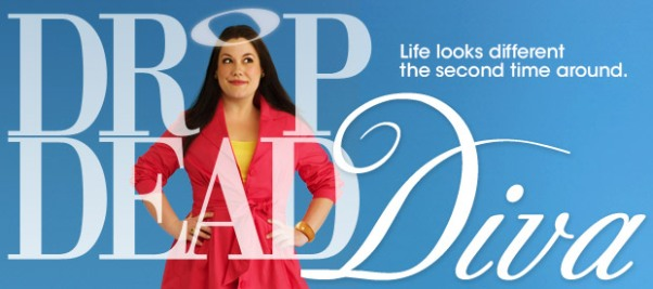 Drop Dead Diva airs Sundays on Lifetime