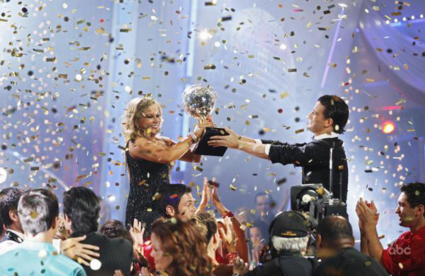 Dancing with the Stars champion Shawn Johnson