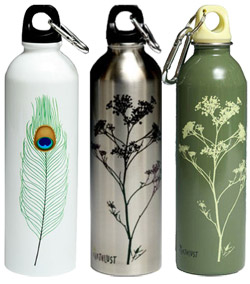 Earthlust water bottles