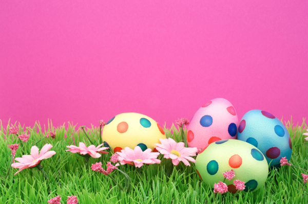 COLOR YOUR EASTER FUN