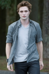 Robert Pattinson in New Moon