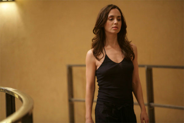 Eliza Dushku has a Dollhouse