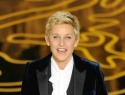 Ellen DeGeneres calls Liza Minnelli a man at the 2014 Oscars