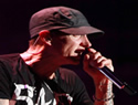 Eminem concert time in Australia