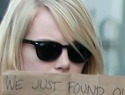 Emma Stone & Andrew Garfield fight paparazzi the right way