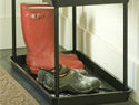 Get a boot tray for your entryway