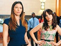 Even Jessica Biel couldn't save New Girl from a ratings slump