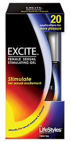 Excite Female Sensual Enhancement Gel