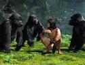 EXCLUSIVE: Follow Kellan Lutz behind the scenes of Tarzan, because he's hot