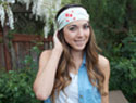 Turn your scrap fabric into a trendy headband