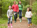 Plan a family scavenger hunt