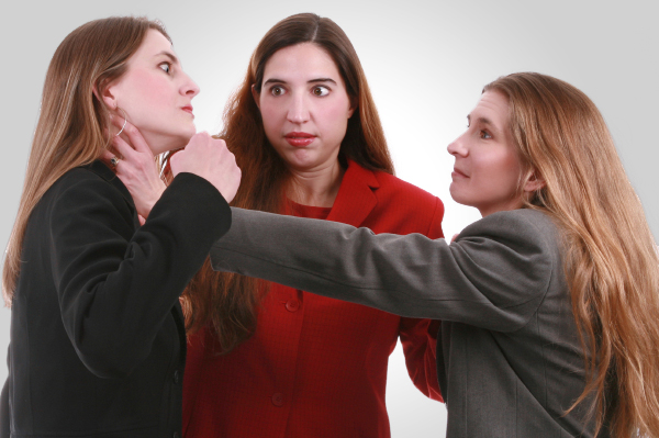 Fighting Moms