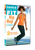 Time-saving home fitness DVDs