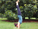 5 Steps to nail a Forearm Stand