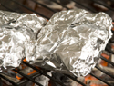Packet meals: Cooking in foil packets