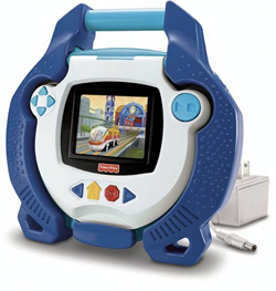 Fisher-Price Kid Tough Portable DVD Player