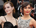 Friday's Fashion Obsessions: Emma Watson and Freida Pinto