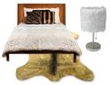 5 Furry furniture finds for the comfort seeker