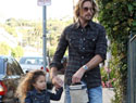 Gabriel Aubry investigated on child endangerment claims
