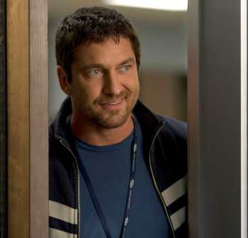 Gerard Butler's character fits him perfectly in The Ugly Truth