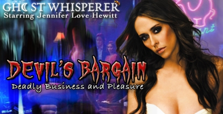Is Melinda making a bargain with the Devil on tonight's Ghost Whisperer