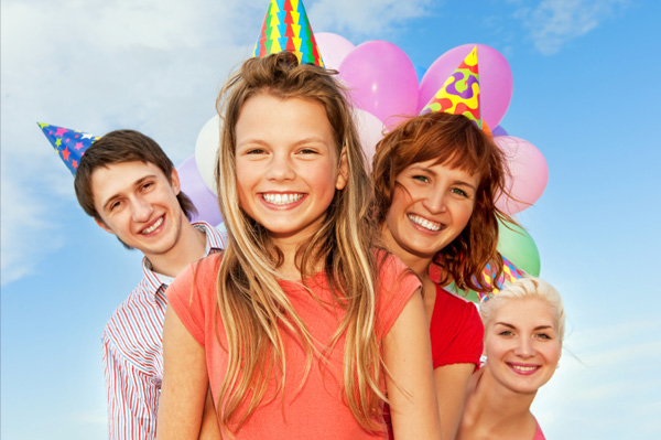 Summer birthday party secrets