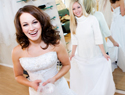 A bride's guide to wedding dress fabrics