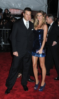 Tom Brady and Gisele