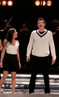 Glee: one Wednesday fave