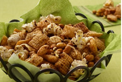 Gluten-free chex mix