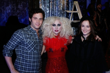 Gossip Girl goes Gaga for Lady Gaga