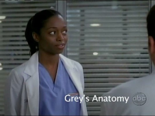 Candice Afia interns on Grey's Anatomy