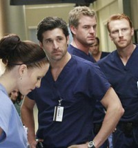 The docs of Grey's Anatomy