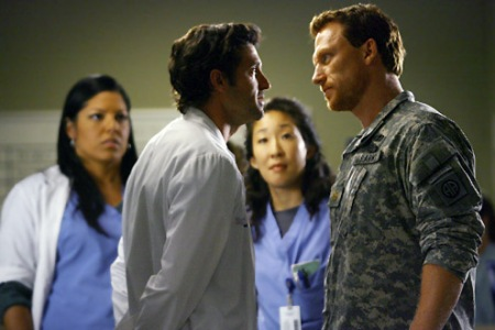Introducing the war doc played by Kevin McKidd on Grey's Anatomy