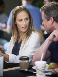 Grey's Anatomy welcomes Kim Raver