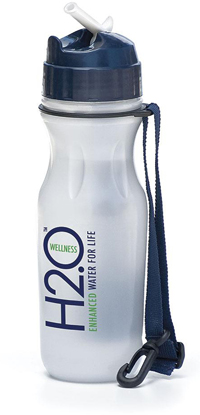 Wellness H2.0 Water Bottle