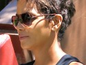 Halle Berry's baby bump: From chic LBD to sweats