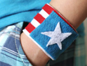 Handmade 4th of July crafts moms can make with their kids