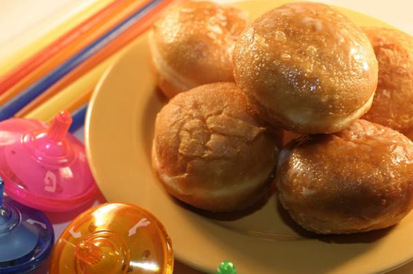 Hanukkah dessert recipes