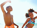 Shopping for kids&#039; swimwear on a budget