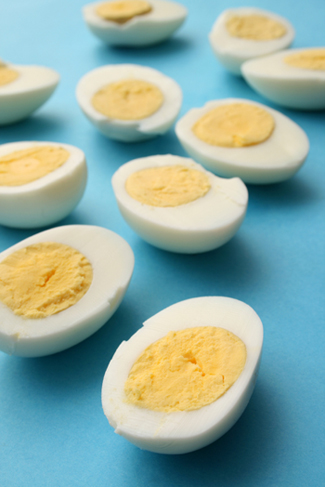 Hard-boiled eggs arent just for Easter egg hunts . They are the ...