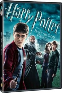 Harry Potter and Half-Blood Prince DVD