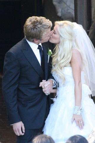heidi montag wedding pictures. quot;Today, Heidi Montag and