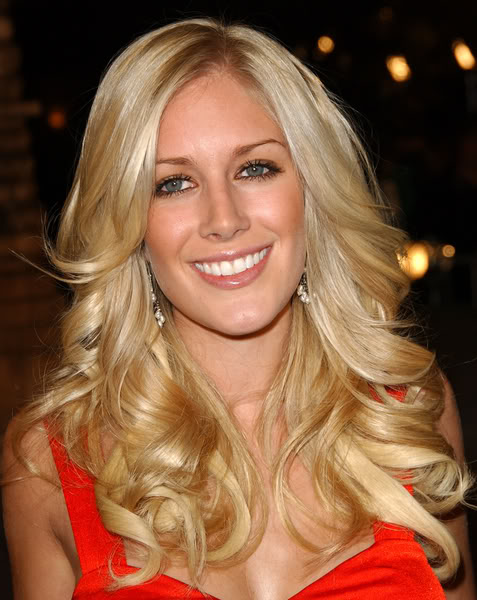 Heidi Montag plastic surgery