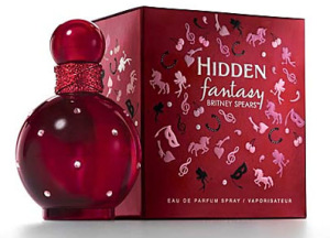 Hidden fantasy Britney Spears