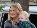 """Hilary Duff split with Mike Comrie: """"He never did anything!"""""""