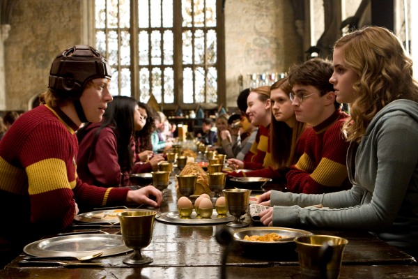 Rupert's got the spotlight in Harry Potter and the Half-Blood Prince