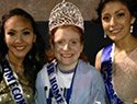 Homecoming queen shares crown with friend in response to cruel 'mean girl' prank
